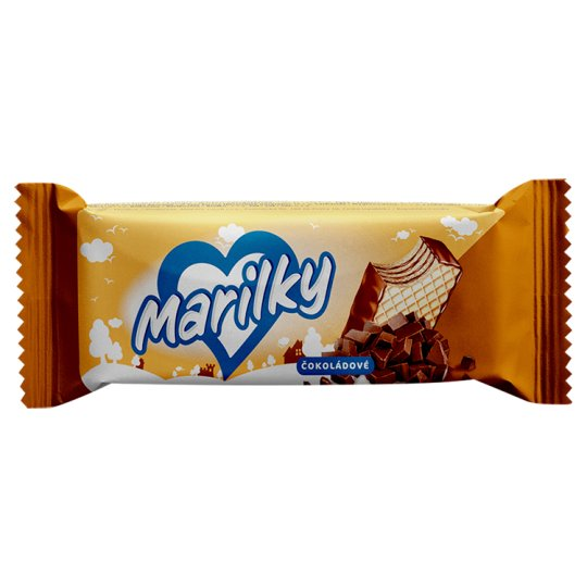 Marila Marilky Wafer with Chocolate Filling 36g