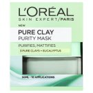 L'Oréal Paris Skin Expert Pure Clay Purity Mask 50ml