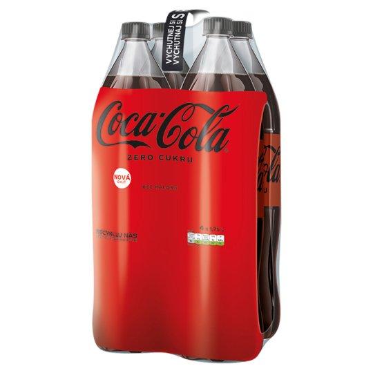 Coca Cola Zero 4 x 1.75L