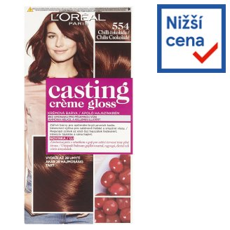 image 1 of L'Oréal Paris Casting Crème Gloss Chilli Chocolate 554