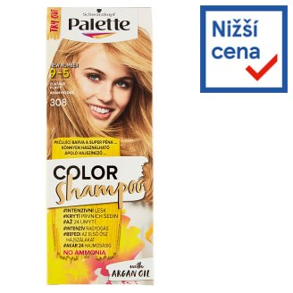 image 1 of Schwarzkopf Palette Color Shampoo Hair Color Golden Blonde 308
