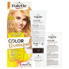 image 2 of Schwarzkopf Palette Color Shampoo Hair Color Golden Blonde 308