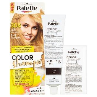 image 2 of Schwarzkopf Palette Color Shampoo Hair Color Golden Blonde 308