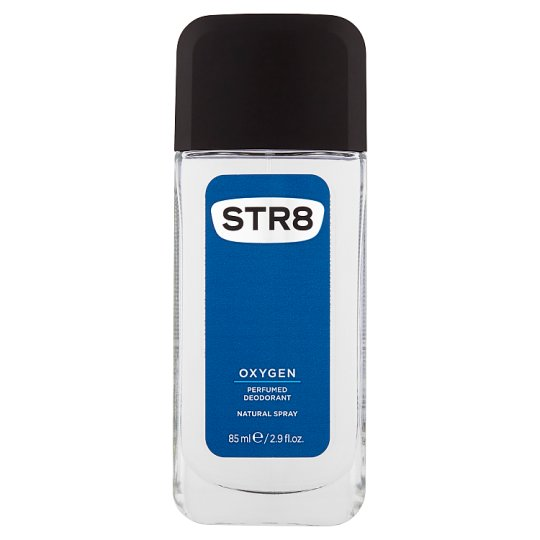 STR8 Oxygen deo natural sprej 85ml