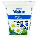 Tesco Value Jogurt bílý 125g