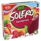 Solero Creamy Red Berries zmrzlina 3 x 90ml