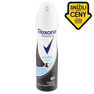 Rexona Invisible Aqua antiperspirant sprej 150ml