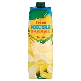 Tesco Banánový nektar 1l