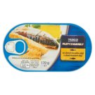 Tesco Mackerel Fillets in Sunflower Oil 170g