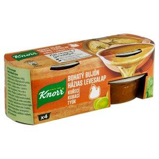 Knorr Bohatý Bujón Chicken 4 x 28g