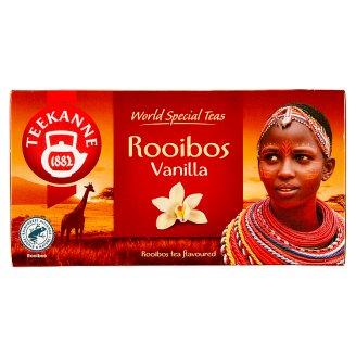 TEEKANNE Rooibos Vanilla, World Special Teas, 20 Bags, 35g