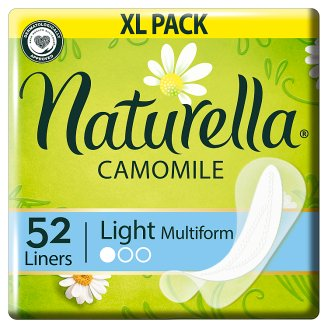 Naturella Camomile Light Intimky 52x