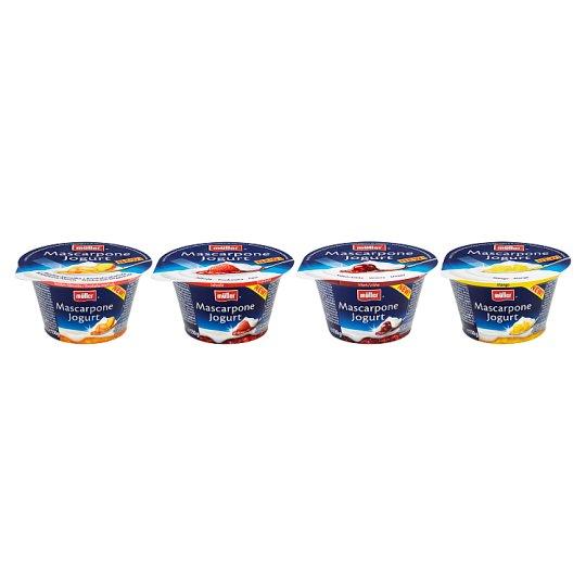 Müller Mascarpone Yoghurt 130g