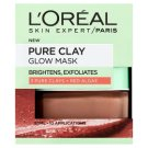 L'Oréal Paris Skin Expert Pure Clay Glow Mask 50ml