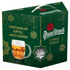 image 1 of Pilsner Urquell Gift Package 8 x 500ml + Glass