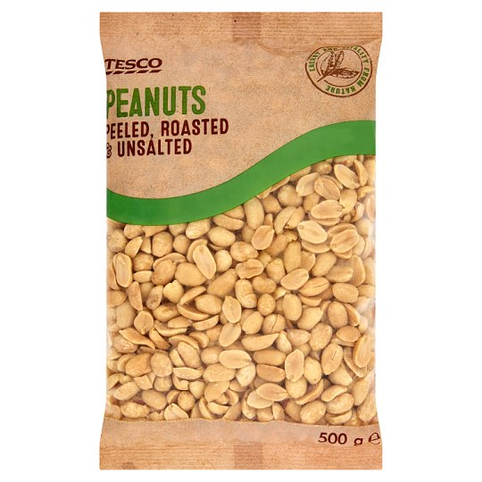 Tesco Peanuts 500g
