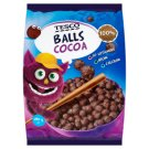 Tesco Balls Cocoa Cereal with Vitamins and Minerals 450g
