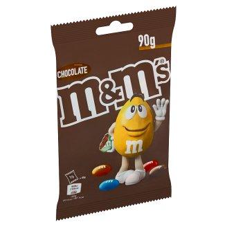 M&M's Čokoládové dražé 90g