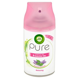 Air Wick Freshmatic Pure náplň do osvěžovače vzduchu levandule a pačuli 250ml