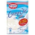 Dr. Oetker Crème Olé Kokos příchuť 49g