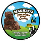 Ben & Jerry's Chocolate Fudge Brownie Čokoládová zmrzlina 150ml