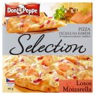 Don Peppe Selection Pizza Salmon & Mozzarella 415g