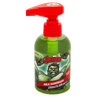 Hulk - Liquid Soap for Children with Melody 250ml