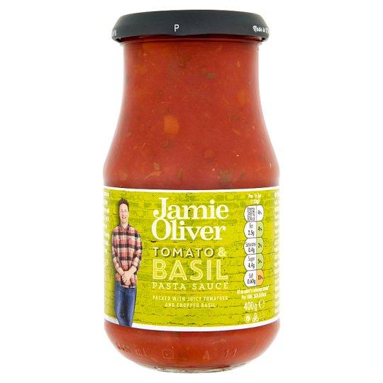 Jamie Oliver Tomato & Basil Pasta Sauce 400g