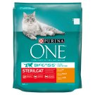 Purina ONE Sterilcat Rich Chicken and Wheat 800g