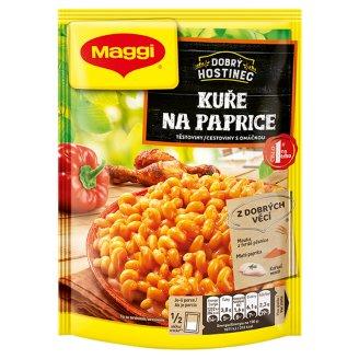 MAGGI Dobrý hostinec Chicken on Pasta Paprika with Sauce Sachet 153g