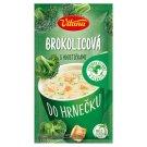 Vitana Do hrnečku Instant Soup Brocolli with Bread Roll 21g