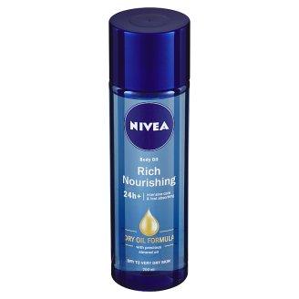 Nivea Body Oil Výživný tělový olej 200ml