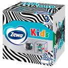 Zewa Kids 3D Box Handkerchiefs 60 pcs