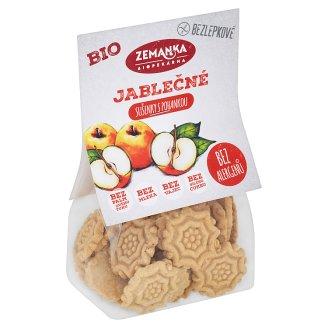 Biopekárna Zemanka Bezlepkové jablečno-pohankové bio sušenky 100g