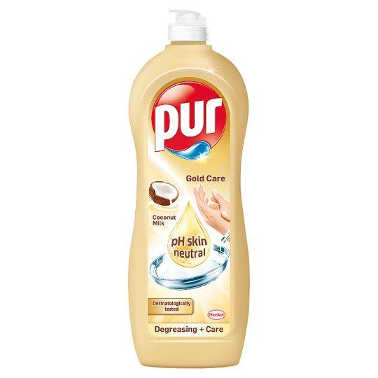 Pur Gold Care Coconut Milk prostředek na ruční mytí nádobí 700ml