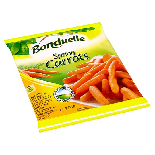 Bonduelle Young Carrot Whole Extra Fine 400g