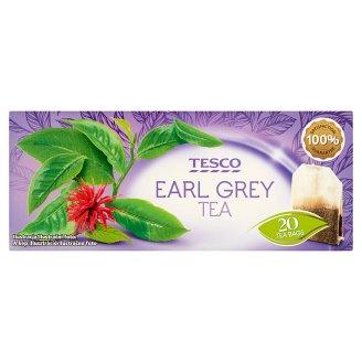 Tesco Earl Grey černý čaj 20 x 1,75g