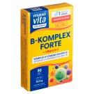 MaxiVita Vaše Zdraví B-Complex + Vitamin C 30 Tablets 22.8g
