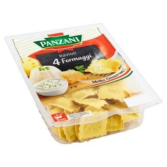 Panzani Ravioli se 4 druhy sýrů 250g