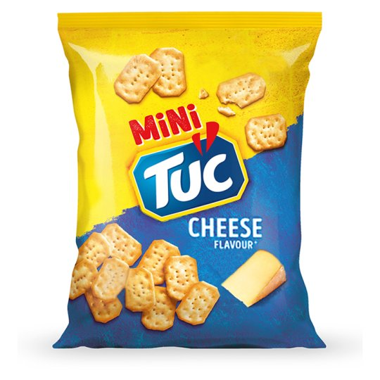 Tuc Mini Cheese Flavour 100g
