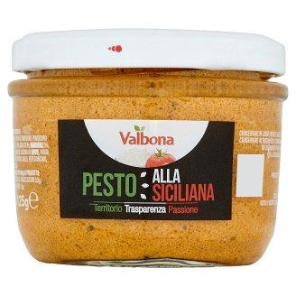 Valbona Pesto alla siciliana 125g