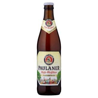 Paulaner Hefe-Weißbier Naturtrüb pivo 0,5l