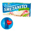 Želetava Smetanito Cream Cheese with Vegetables and Ham 3 pcs 150g