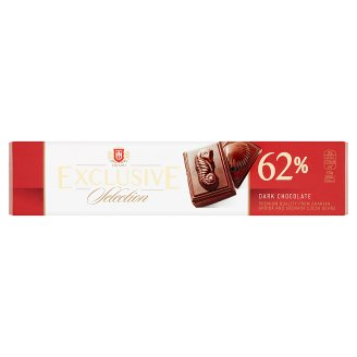 Taitau Exclusive Selection Dark Chocolate 62% 50g