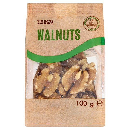 Tesco Walnuts 100g