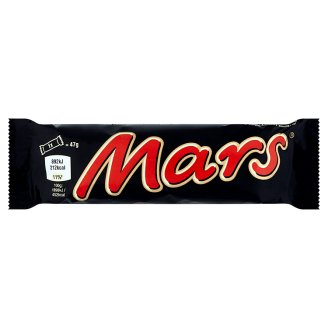 Mars Chocolate Bar with Nougat and Caramel 47g