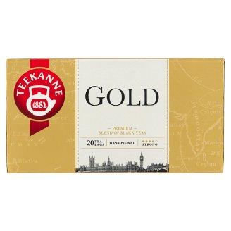 TEEKANNE Gold Premium Blend of Black Teas, 20 Bags, 40g