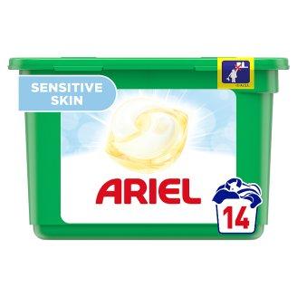 Ariel Sensitive Kapsle Na Praní Prádla 3v1 Šetrné 14Praní