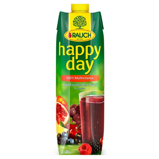 Rauch Happy Day 100% Multivitamin 1L