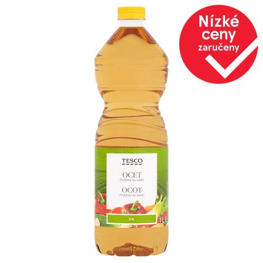 Tesco Vinegar 8 % 1L